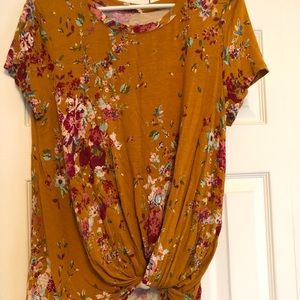 Wishful Park Floral Top
